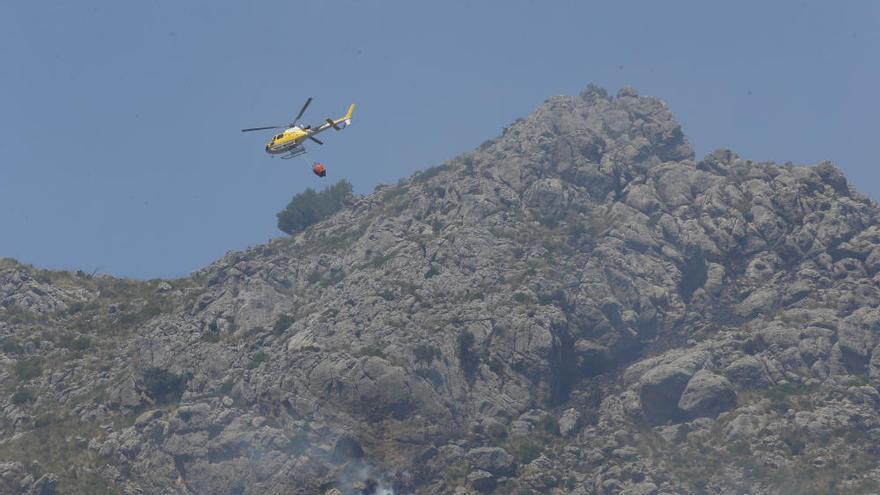 Bislang größter Waldbrand des Jahres zerstört 50 Hektar
