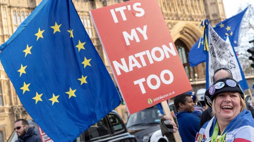 El acuerdo comercial entre Londres y Bruselas, en tiempo de descuento