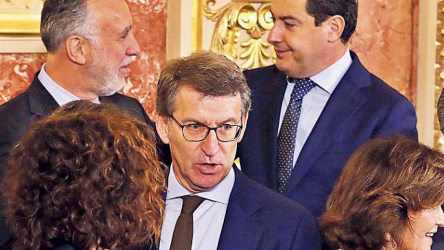 """Torres desvincula la """"necesaria"""" reforma constitucional de la gobernabilidad"""