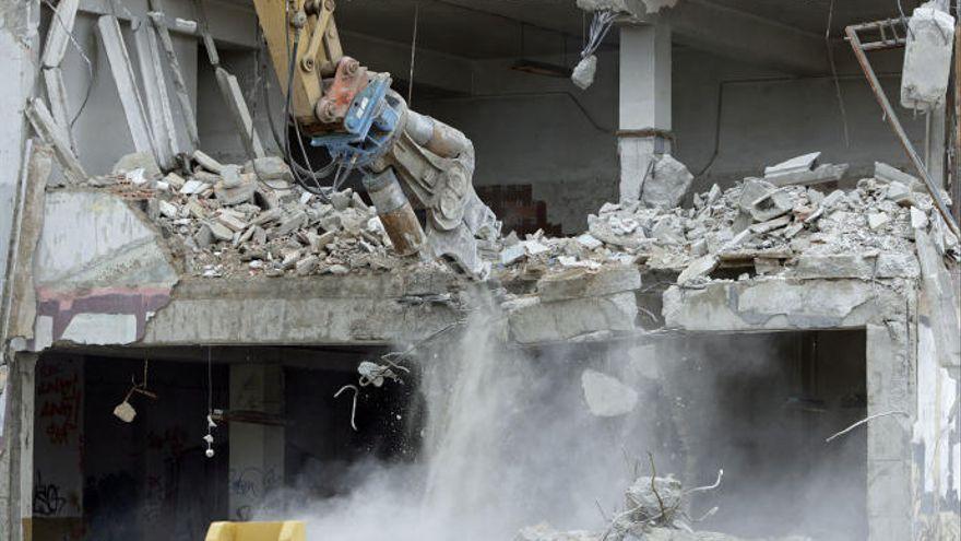 El Consell ha demolido 465 casas ilegales en los últimos cuatro años en Mallorca