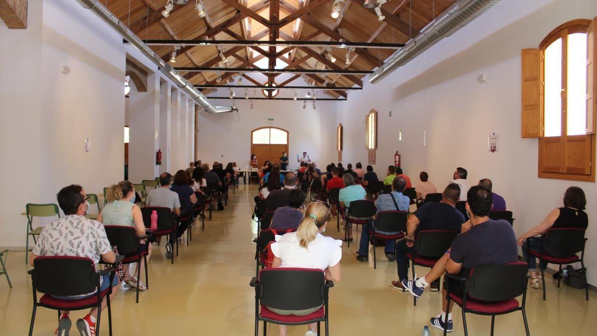 Casi 300 aspirantes se presentan a los procesos selectivos del Ayuntamiento de Jumilla