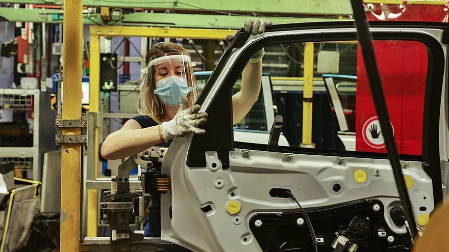 Ford Almussafes asume un nuevo ERTE por los efectos de la escasez de microchips