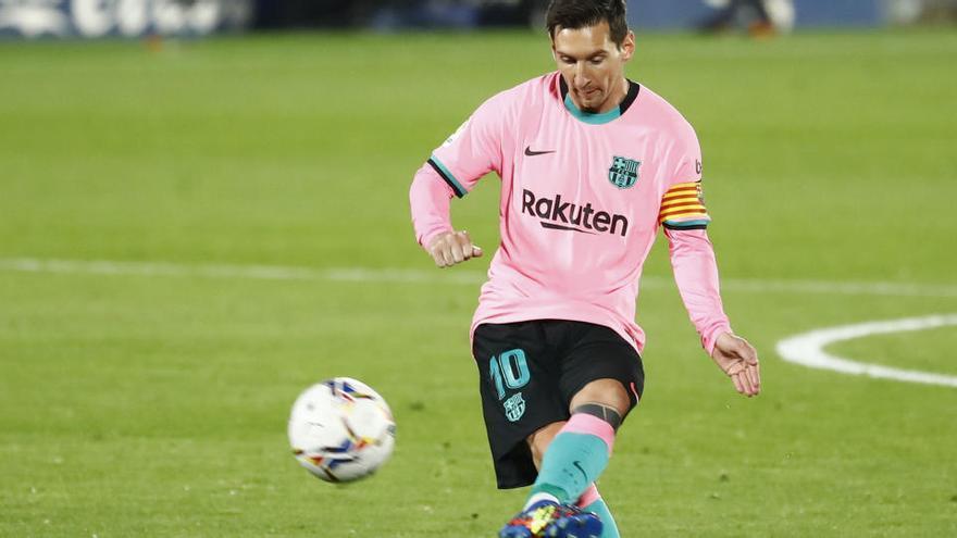 Messi torna a quedar fora de la llista de Koeman