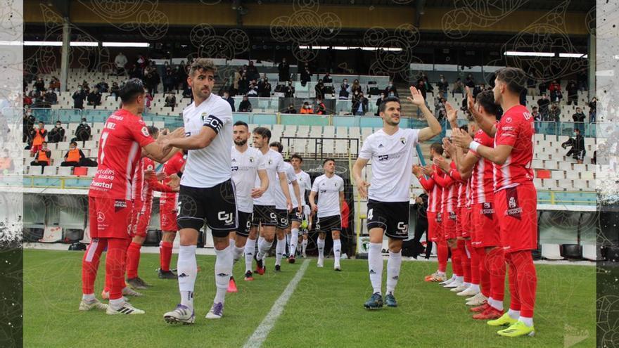 El Burgos CF, último rival del Zamora CF, detecta un caso del COVID-19 en sus filas