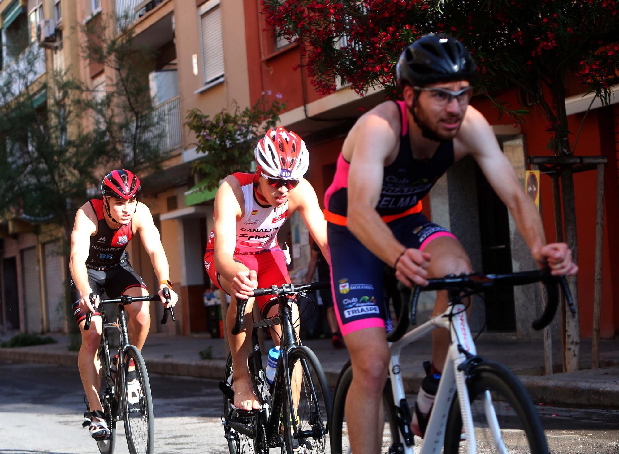 Así ha sido el Triatlón València-Platja Cabanyal