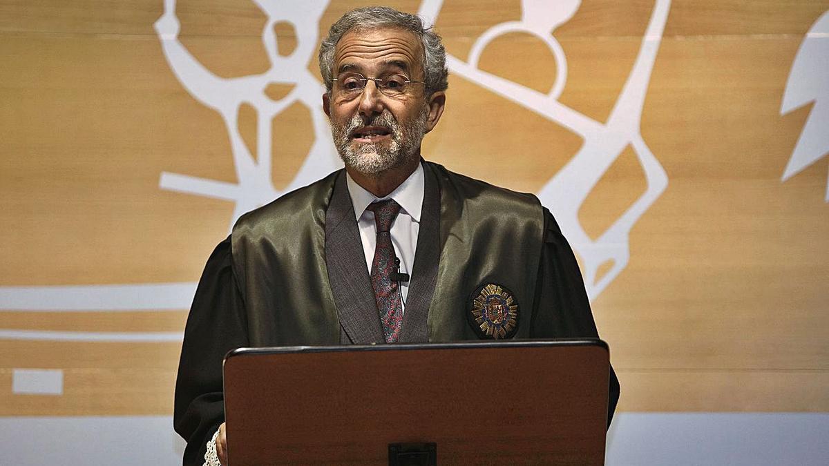Gómez logra un amplio apoyo para ser elegido  presidente del TSJB