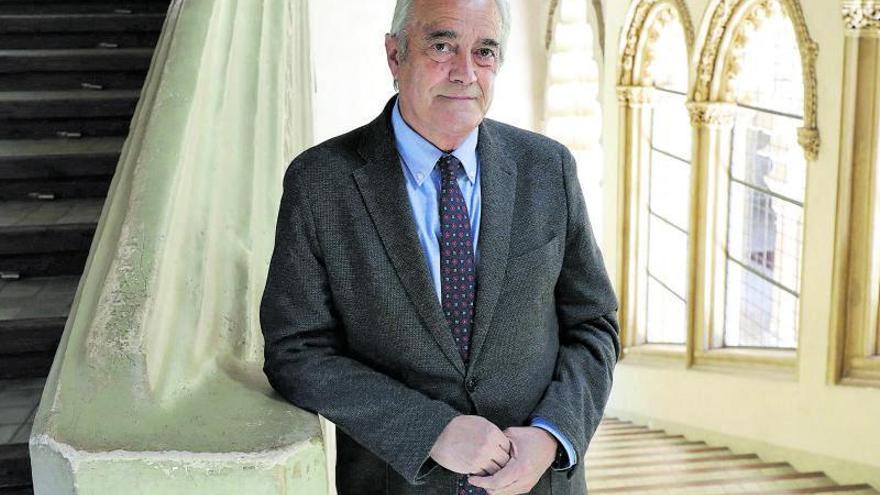 Javier Sada: «El marchamo de calidad de las Cortes de Aragón es el consenso»
