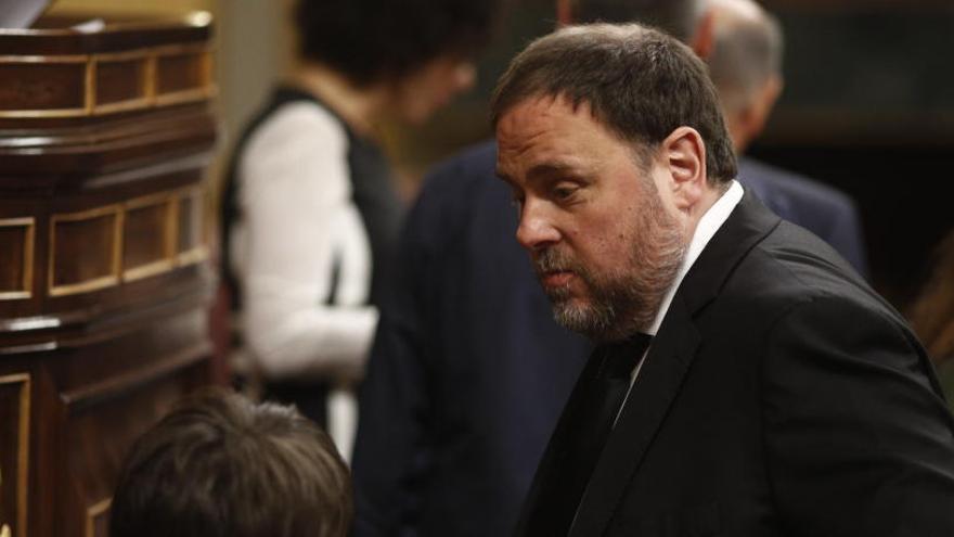 L'advocat general de la Unió Europea diu que Junqueras ha de ser reconegut com a eurodiputat
