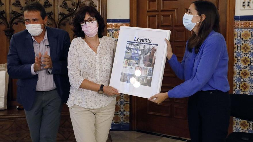 """""""Compartí a mi madre con la ciudad que amaba. Sol Romeu es València"""""""