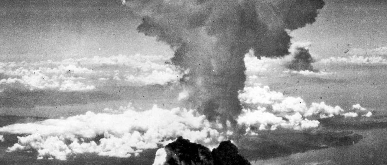 Little Boy, la bomba sobre Hiroshima