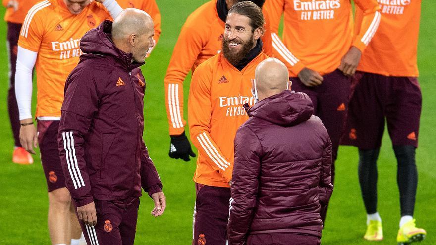 El Real Madrid ya prepara el adiós de Sergio Ramos