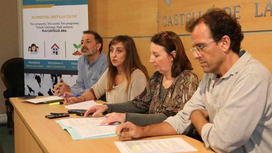 CSeM diseña su estrategia para el presupuesto de Castellón