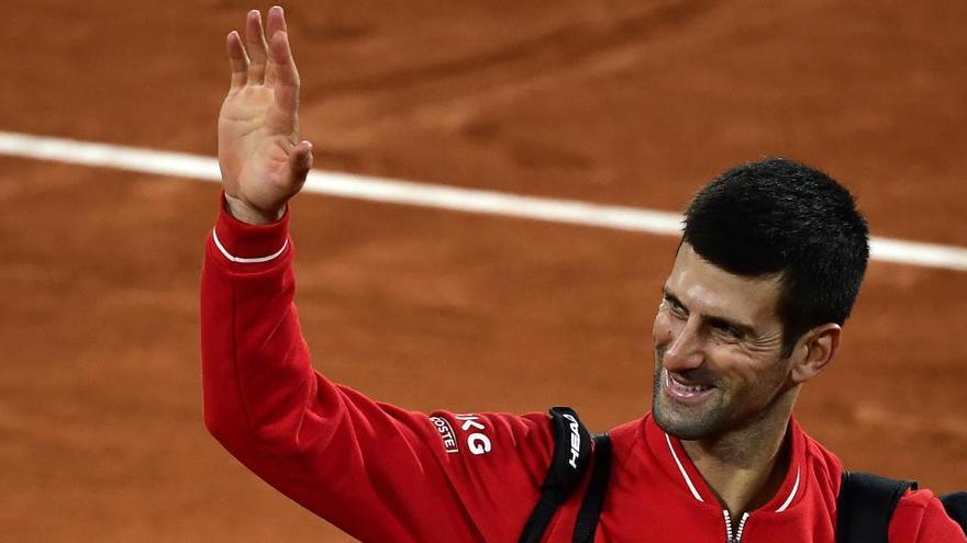 """El entrenador de Djokovic afirma que Nadal """"no tiene posibilidades"""" de ganar"""