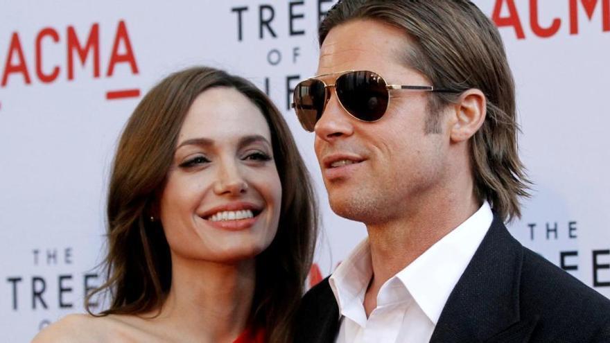 Angelina Jolie acusa Brad Pitt de maltractament infantil i violència de gènere