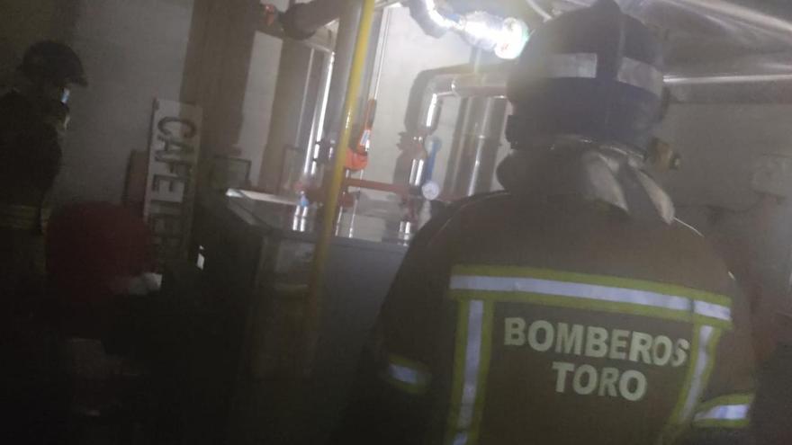Susto en una residencia de ancianos de Toro ante un posible incendio