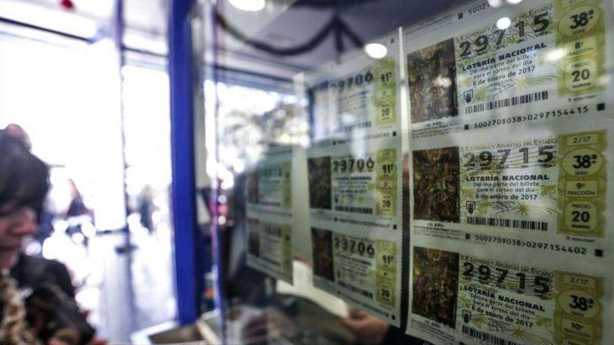 La Lotería Nacional reparte 120.000 euros en Coria con un segundo premio