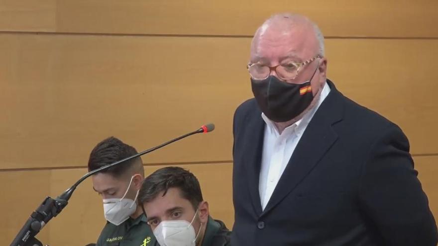 L'Audiència Nacional deixa en llibertat l'excomissari Villarejo