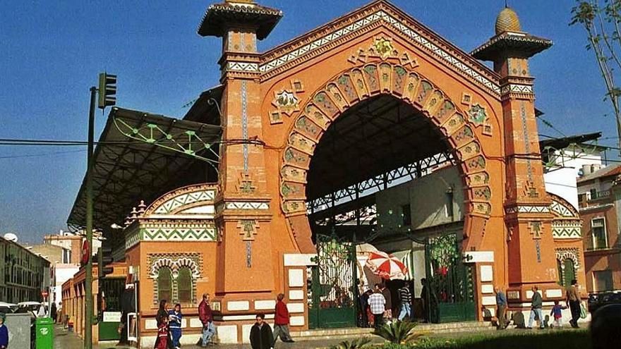 Las obras del mercado de Salamanca acabarán el próximo 30 de septiembre