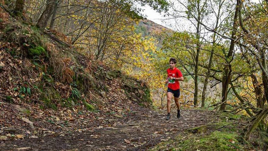 """Melania Cillero y Dimas Pereira ganan el """"Abeduriu trail race"""""""
