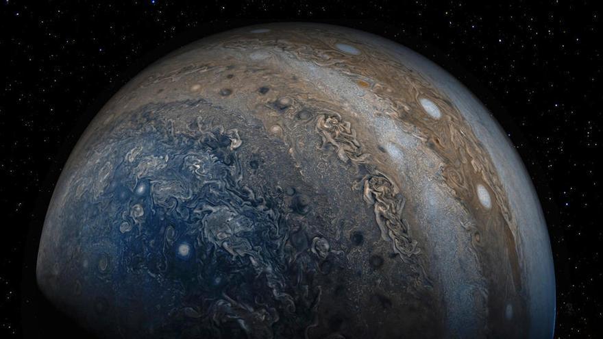 Júpiter, implicado en la desaparición de los dinosaurios