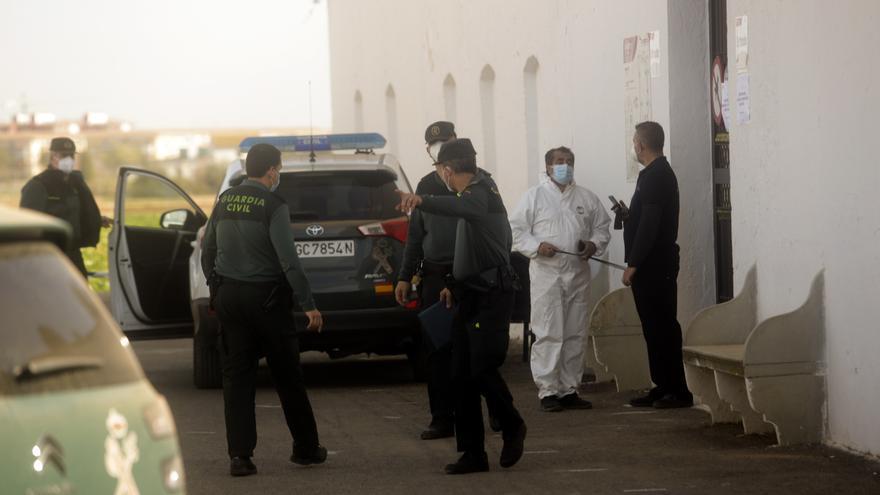 Ocho forenses certifican que los profanadores no expoliaron ningún resto
