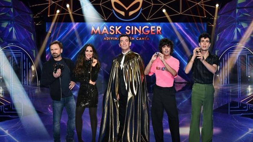 Antena 3 desvela la fecha de estreno de 'Mask Singer: adivina quién canta'