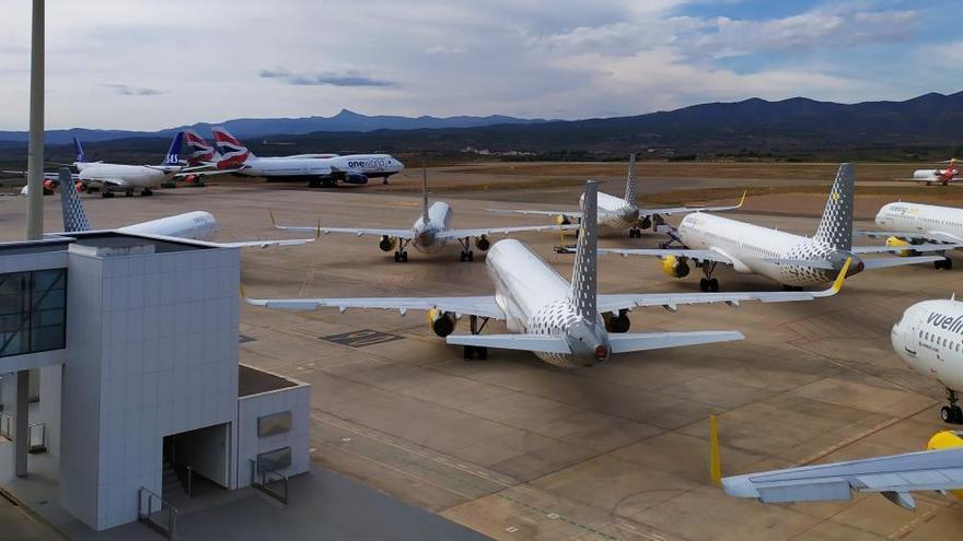 El precio del transporte aéreo vive la mayor caída en 12 años