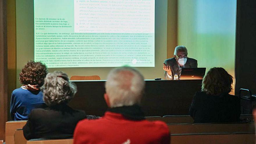 """José Remesal y la """"globalización"""" del imperio romano"""