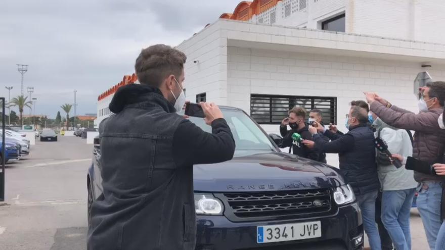 Salida de Javi Gracia como exentrenador del Valencia CF
