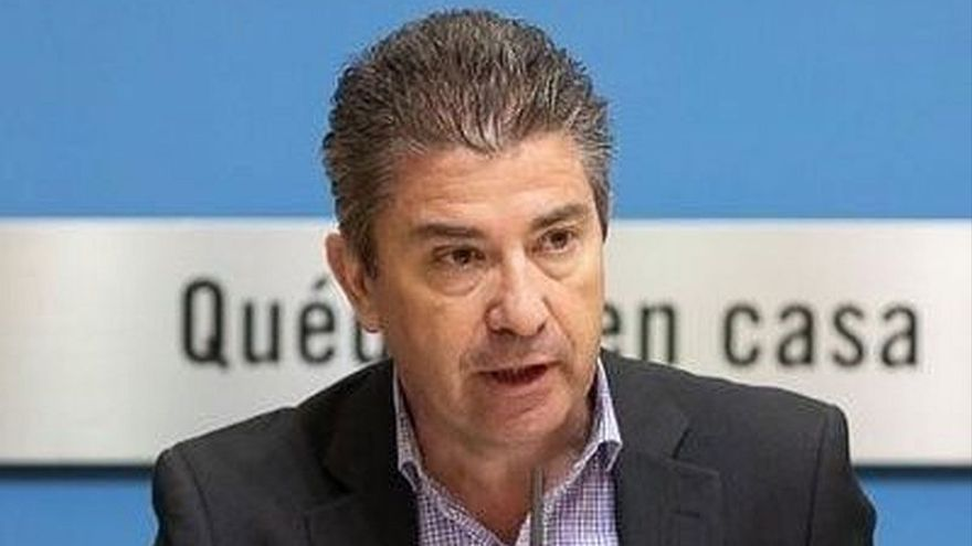 Javier Puy ya es el nuevo secretario de Organización de Ciudadanos Aragón