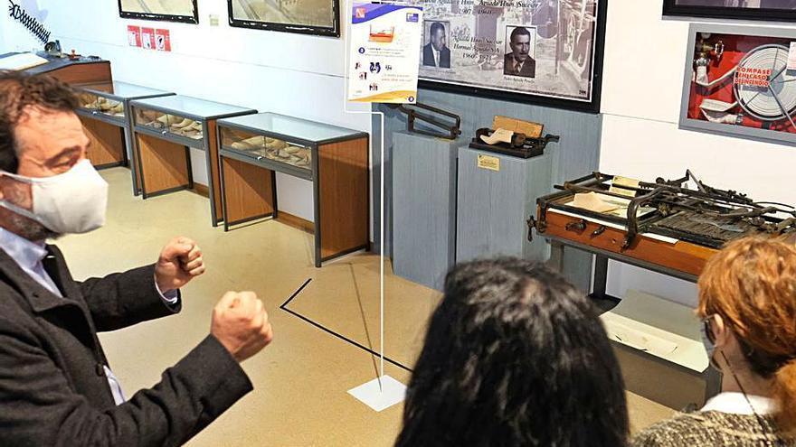 El Museo del Calzado de Elda, el primero de la provincia en incorporar la visita autoguiada