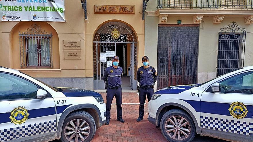 Seis municipios fusionan sus policías con el pueblo vecino para ampliar los servicios
