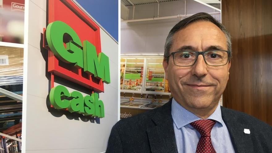Lluís Labairu, nou director general de GM Food Iberica
