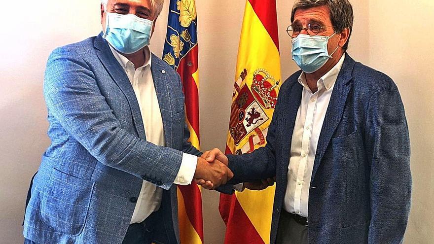 """Vilanova: """"València va a hacer historia al unir las 4 grandes creencias de la humanidad"""""""