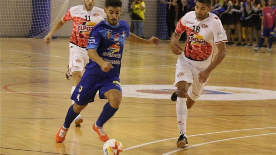 El Peñíscola FS cae ante ElPozo en el último minuto (2-3)
