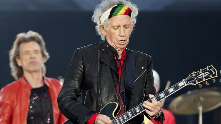 """Keith Richards: """"Es más difícil quitarse de la nicotina que de la heroína"""""""
