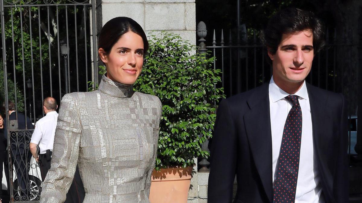 Sofia Palazuelo y Fernando Fitz-James Stuart