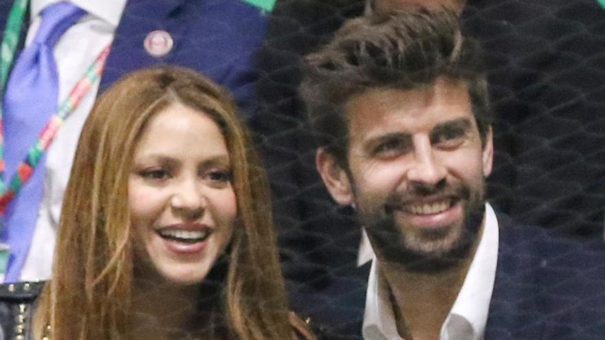 Shakira y Piqué regresan a Barcelona tras unas vacaciones de ensueño