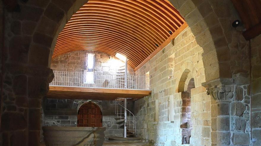 La iglesia de Tirán, una vivienda en Coiro y el gastrobar El Hormiguero en Cangas, optan a los Premios de Arquitectura en Galicia