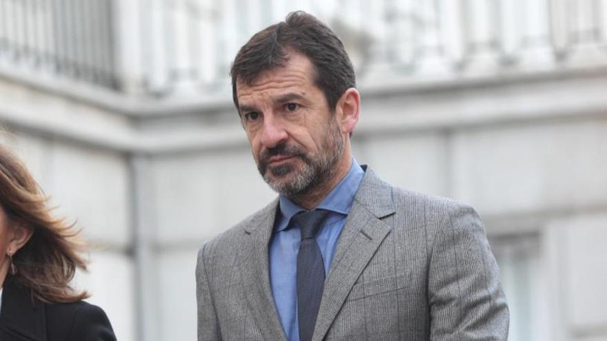 Un juez envía a Ferran López a la Audiencia Nacional