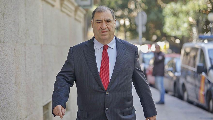 Horas bajas en la Fiscalía Anticorrupción de Baleares