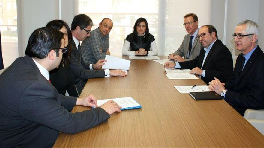 Almassora y UBE Corporation Europe se unen para promover el talento empresarial