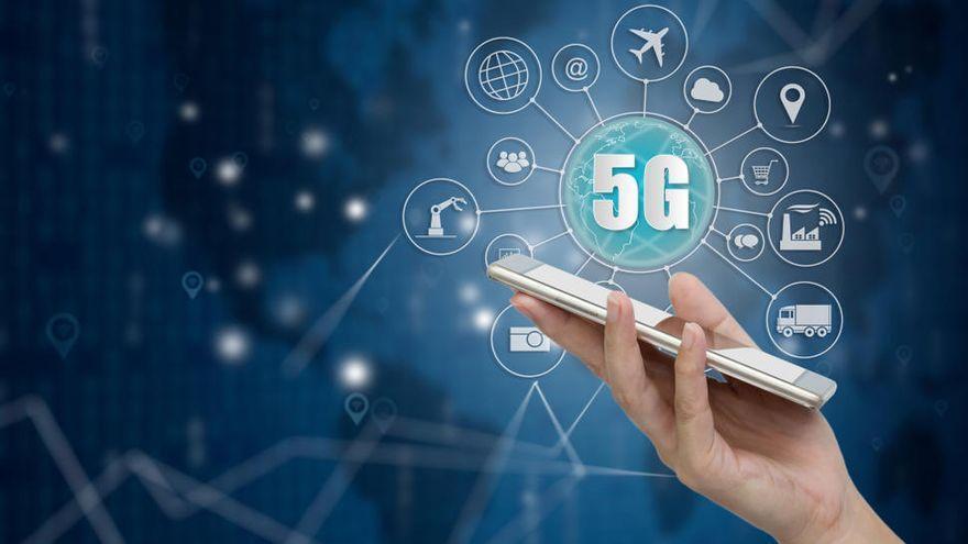 Telefónica despliega el 5G en ocho playas de Canarias