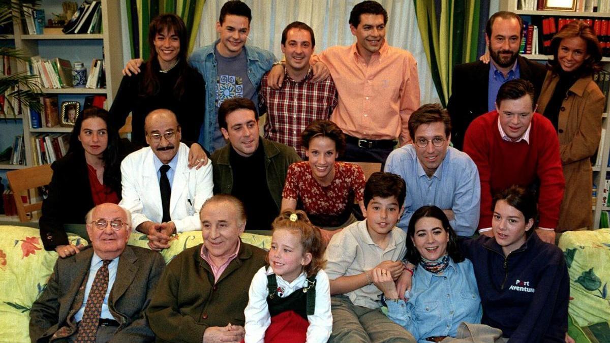 'Medico de familia' fue una de las series más populares en los 90.