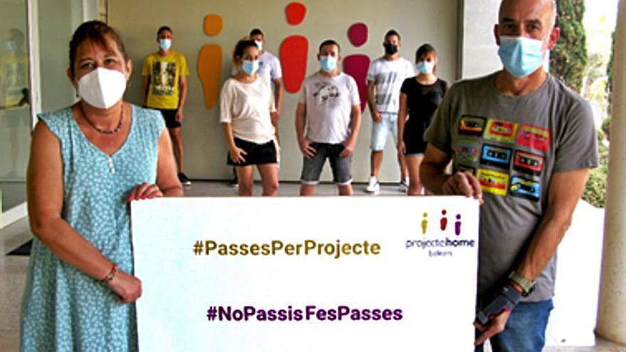 Projecte Home celebra su 34º aniversario: 'Pasos por proyecto' para visibilizarse