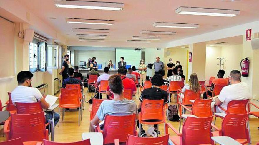 Arrancan los programas de cualificación en Burjassot