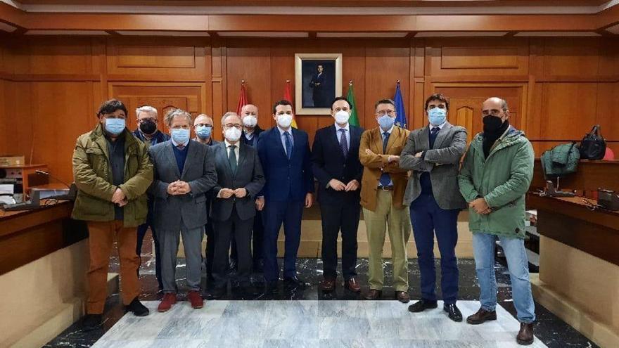"""Apoyo """"firme"""" del alcalde a que Córdoba Ecuestre gestione el Centro Internacional del Caballo en Caballerizas"""