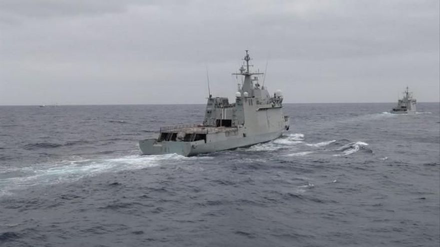 """Vox propone """"un bloqueo naval de Canarias por parte de la Armada"""""""