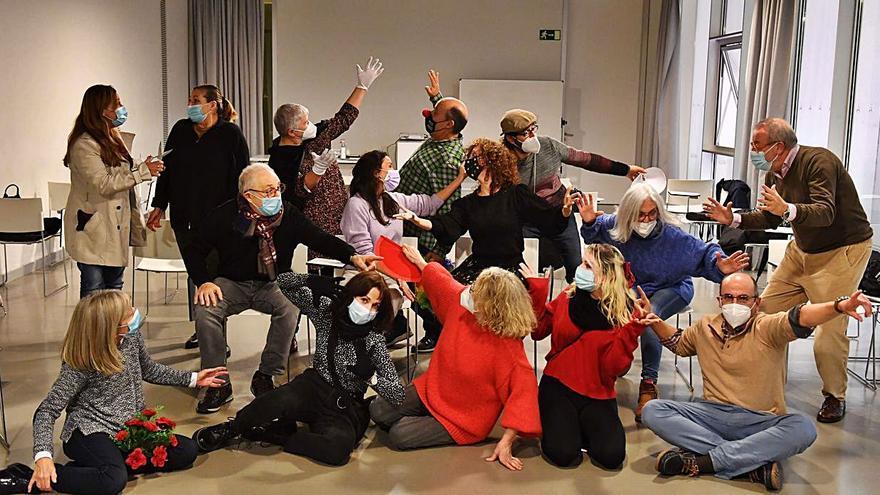 El Ágora vuelve a sentir el poder del teatro
