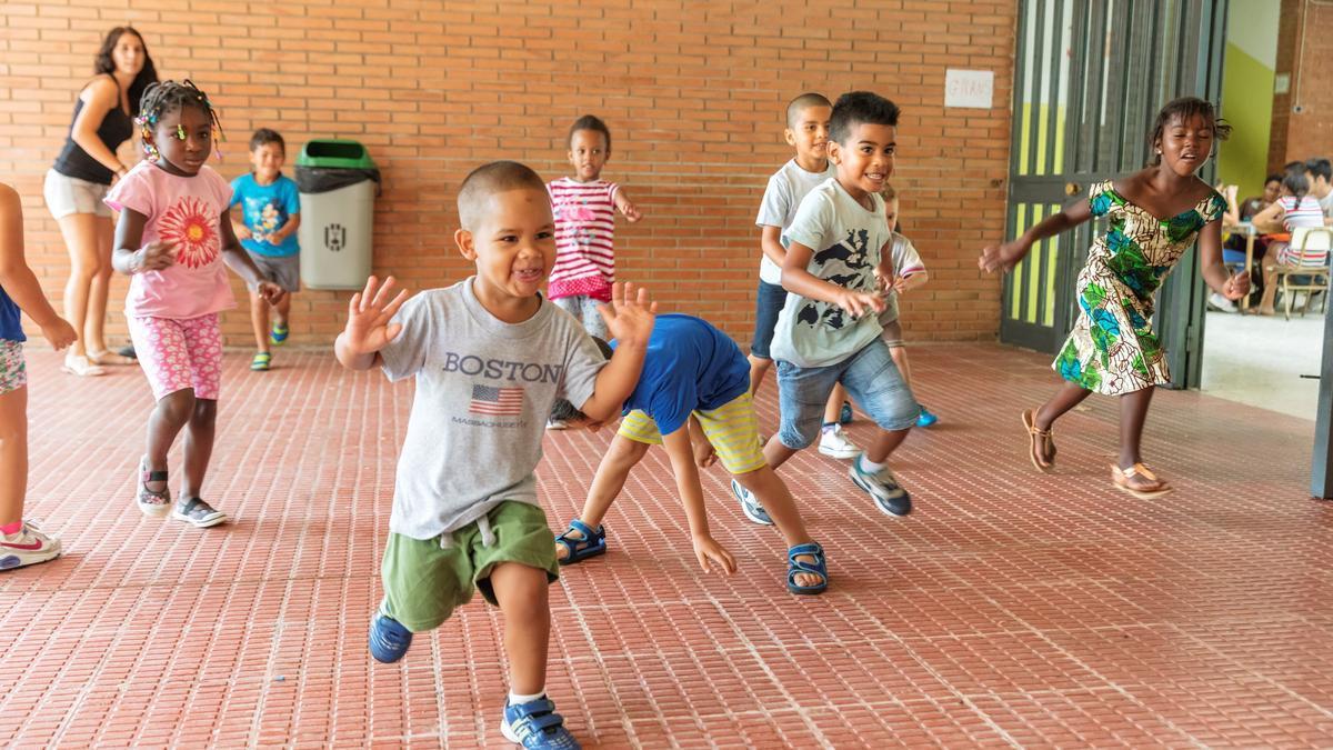 Actividades de verano del programa CaixaProinfancia.